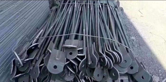 河北傲强厂家直销焊钉 地脚螺栓,钢结构螺栓 预埋钢板,镀锌拉.....