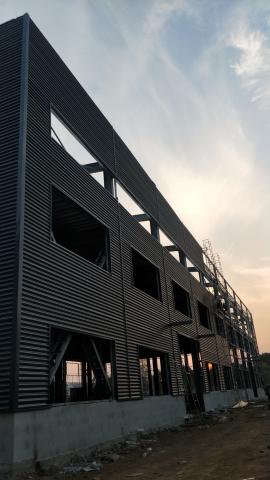 钢结构厂房设计制造安装